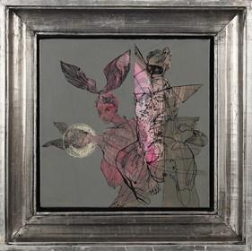 Obraz do salonu artysty Anna Halarewicz pod tytułem Portret 2