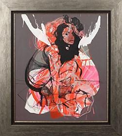 Obraz do salonu artysty Anna Halarewicz pod tytułem Portret 5