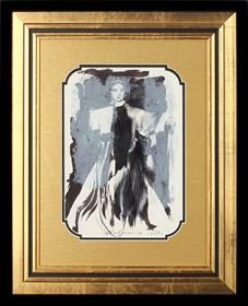 Obraz do salonu artysty Anna Halarewicz pod tytułem Portret 10