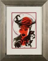 Obraz do salonu artysty Anna Halarewicz pod tytułem Portret 13