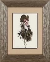 Obraz do salonu artysty Anna Halarewicz pod tytułem Portret 14