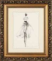 Obraz do salonu artysty Anna Halarewicz pod tytułem Kobieta 1