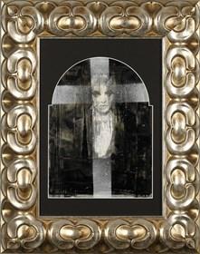 Obraz do salonu artysty Anna Halarewicz pod tytułem Kobieta 2
