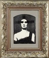 Obraz do salonu artysty Anna Halarewicz pod tytułem Kobieta 5