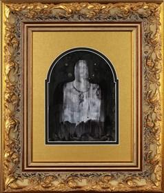 Obraz do salonu artysty Anna Halarewicz pod tytułem Kobieta 6