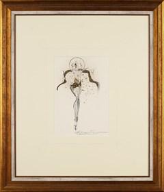 Obraz do salonu artysty Anna Halarewicz pod tytułem Kobieta 9