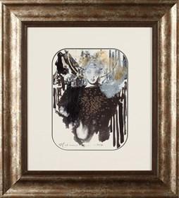 Obraz do salonu artysty Anna Halarewicz pod tytułem Kobieta 11