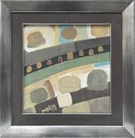 Obraz do salonu artysty Krzysztof Matys pod tytułem Abstrakcja 8