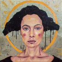 Obraz do salonu artysty Grzegorz Kufel pod tytułem Burza