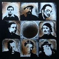 Obraz do salonu artysty Agnieszka Wójtowicz pod tytułem Najfajniejsi ludzie na świecie