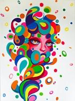 Obraz do salonu artysty Sofiia(Alisa) Krytsak pod tytułem Ukrywanie