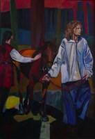 Obraz do salonu artysty Tomasz Mrozowski pod tytułem Renesans