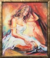 Obraz do salonu artysty Stanisław Wesołowski pod tytułem Marzenie