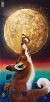 Obraz do salonu artysty Katarzyna  Kaźmierczyk pod tytułem Fit FOX