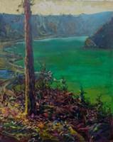 Obraz do salonu artysty Bogusław Piasecki pod tytułem pejzaż