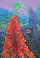 Obraz do salonu artysty Bogusław Piasecki pod tytułem lato