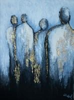 Obraz do salonu artysty Magdalena  Głodek pod tytułem Punkt Widzenia III