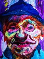 Obraz do salonu artysty Iwona  Golor pod tytułem Bolek