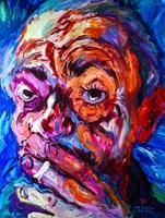 Obraz do salonu artysty Iwona  Golor pod tytułem Grek