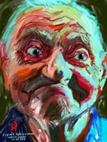 Obraz do salonu artysty Iwona  Golor pod tytułem Boluś