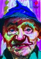 Obraz do salonu artysty Iwona  Golor pod tytułem Boluś 2