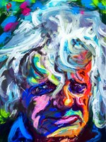 Obraz do salonu artysty Iwona  Golor pod tytułem Pan Bezdomny