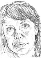 Obraz do salonu artysty Iwona  Golor pod tytułem Joanna Banasik