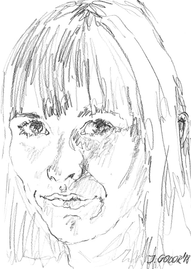 Obraz do salonu artysty Iwona Golor pod tytułem Emilia Nagórka