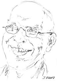 Obraz do salonu artysty Iwona Golor pod tytułem Krzysztof Wnuk