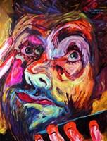 Obraz do salonu artysty Iwona  Golor pod tytułem Damian