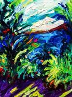 Obraz do salonu artysty Iwona  Golor pod tytułem Park Narodowy Wysp Dziewiczych 2