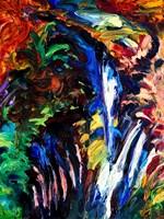 Obraz do salonu artysty Iwona  Golor pod tytułem Młyn Patryki 2