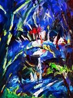 Obraz do salonu artysty Iwona  Golor pod tytułem Młyn Patryki