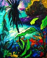 Obraz do salonu artysty Iwona  Golor pod tytułem Korfu, Panorama Savvas