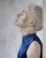Obraz do salonu artysty Paulina Rychter pod tytułem Autoportret