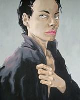Obraz do salonu artysty Paulina Rychter pod tytułem Hermafrodyta 1