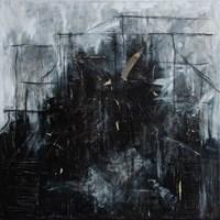 Obraz do salonu artysty Małgorzata Sendlewska pod tytułem HOME No.7