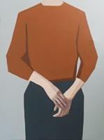Obraz do salonu artysty Aleksandra Kosmala-Czarnecka pod tytułem Bez tytułu