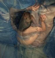 Living room  by Margot Bakenda titled Clouds