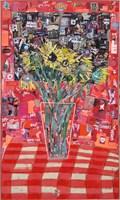 Obraz do salonu artysty Sasha Knezevic pod tytułem Bez tytułu 3