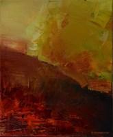 Obraz do salonu artysty Ryszard Pasikowski pod tytułem Abstakcja 11