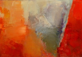 Obraz do salonu artysty Ryszard Pasikowski pod tytułem Abstakcja 20