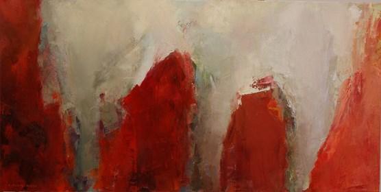 Obraz do salonu artysty Ryszard Pasikowski pod tytułem Abstakcja 25