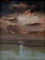 Obraz do salonu artysty Bartosz  Musiej pod tytułem O świcie