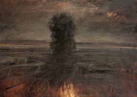 Obraz do salonu artysty Bartosz  Musiej pod tytułem Kalina
