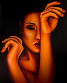 Obraz do salonu artysty Eliza Mytko pod tytułem Nostalgia
