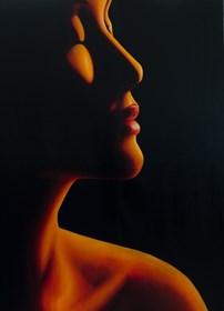 Obraz do salonu artysty Eliza Mytko pod tytułem Sen nocnych pragnień