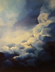 Obraz do salonu artysty Klaudia Krupa pod tytułem Niebo