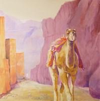 Obraz do salonu artysty Mariusz Kitowski pod tytułem In Petra Alone!