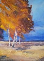 Obraz do salonu artysty Mariusz Kitowski pod tytułem Jesienna Symfonia